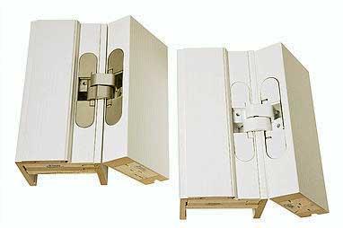 Notranja vrata brez vidnih podbojev so primerna za vse bivalne prostore.